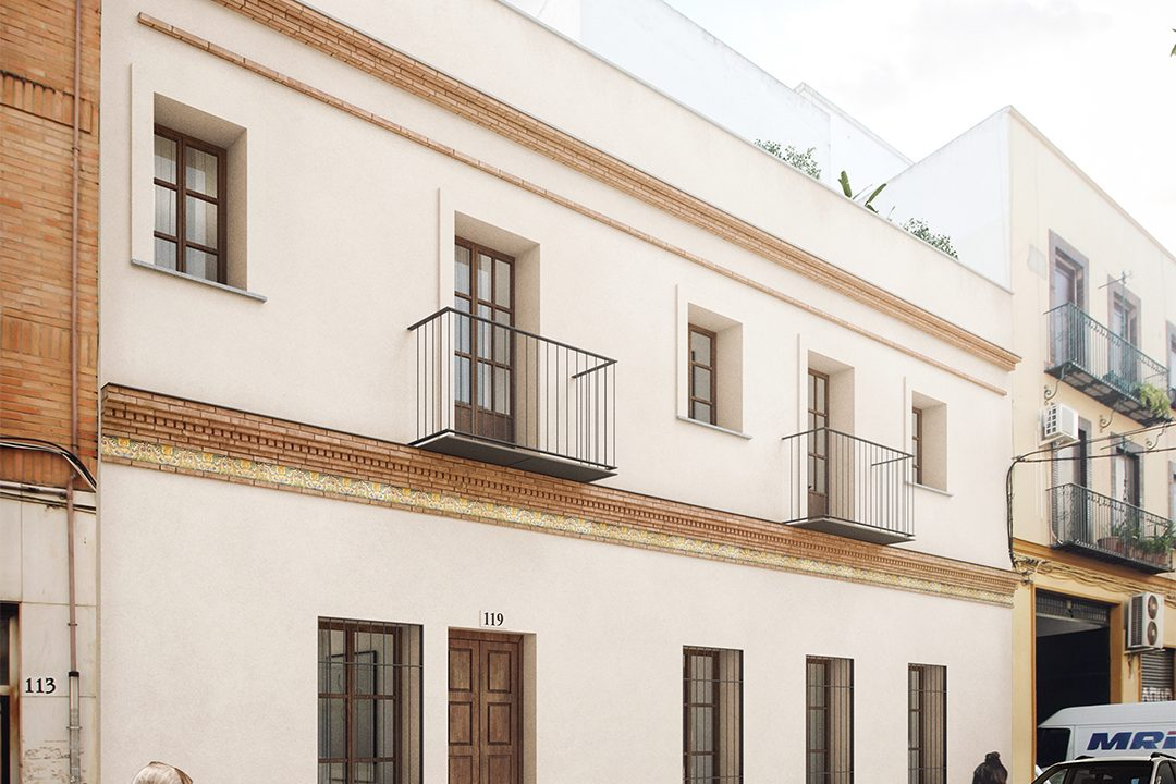 Rehabilitación. Sevilla